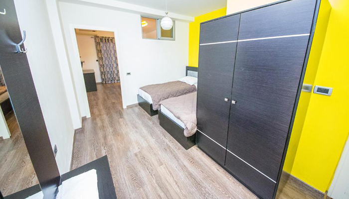 Quadruple Room with Balcony 6